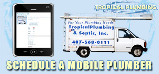 Tropical Plumbing Schedule Mobile Repair