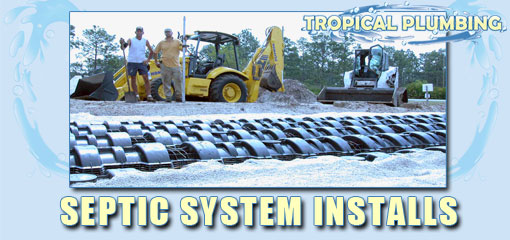 Tropical Plumbing Septic System